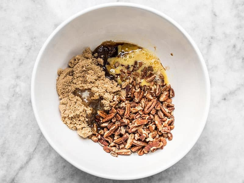 Pecan Pie Filling Ingredients
