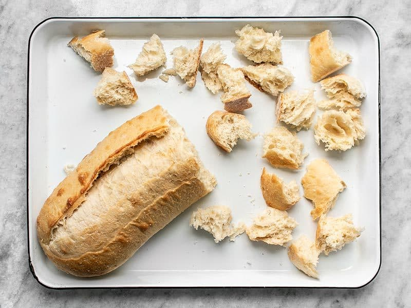 Make Bread Chunks