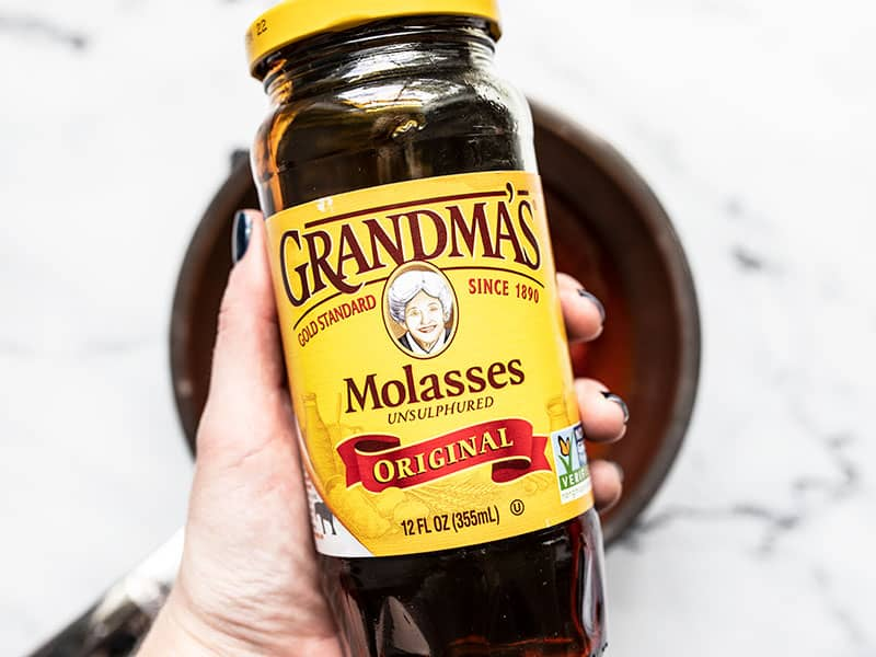 Molasses Jar