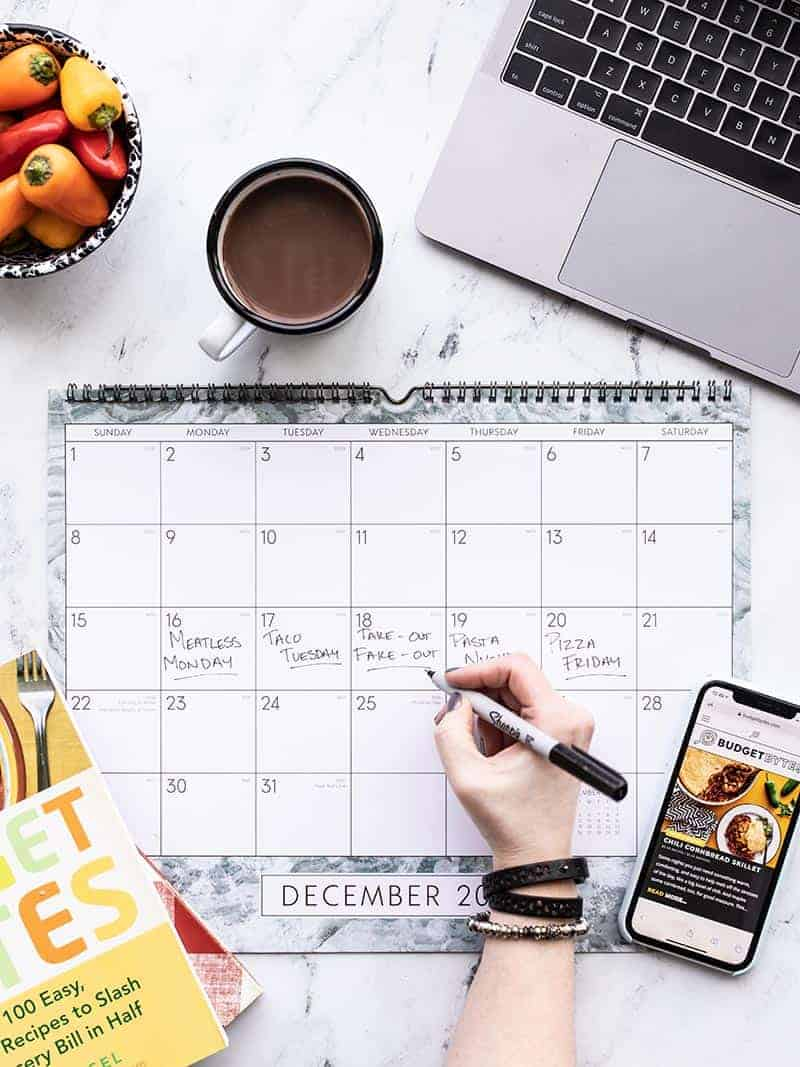Meal Planning 101 ? How to Make a Meal Plan That Works for YOU