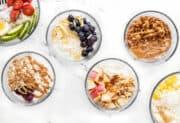 Cottage Cheese Breakfast Bowls 6 Ways