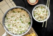 Simple Sesame Rice