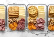 The Cheese Board Lunch Box