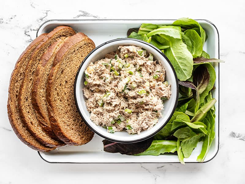 Classic Tuna Salad Recipe Budget Bytes