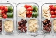 The Hummus Lunch Box